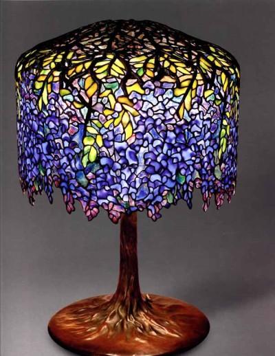 Ilumine su entorno con lujo y elegancia, lámparas Tiffany