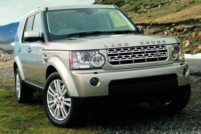 Tras el Volante del Land Rover Discovery 4 E