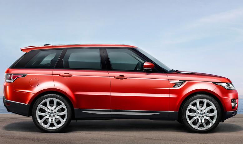 Emociones Intensas con el Range Rover Sport