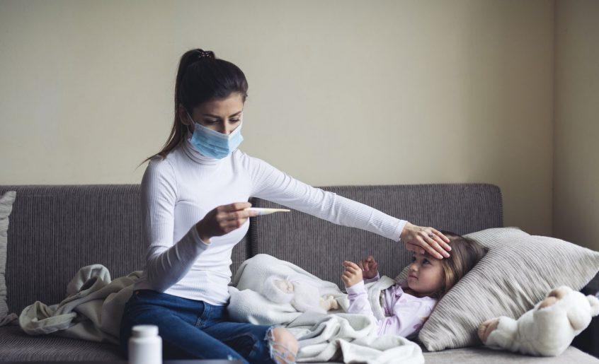 Cómo cuidar a un paciente con coronavirus