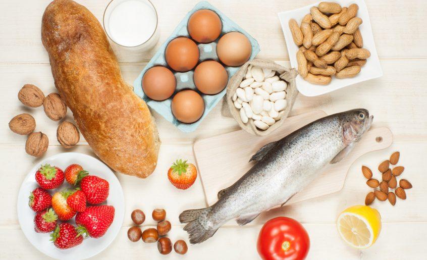 Alimentos para mantener un estilo de vida saludable